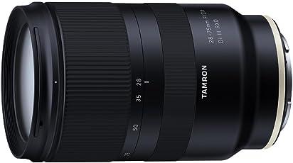 Tamron A036SF 28-75 mm F/2.8 Di III RXD-Autofokus – ideal für Videoaufnahmen