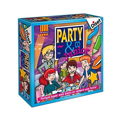 Diset 10105 - Party & Co Junior (edición en catalán)
