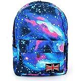 vycloud (TM) moda nuevo Japón estilo Star mochila 5Color Hombres Y Mujeres Mochila, mochilas escolar Bolsas de viaje,