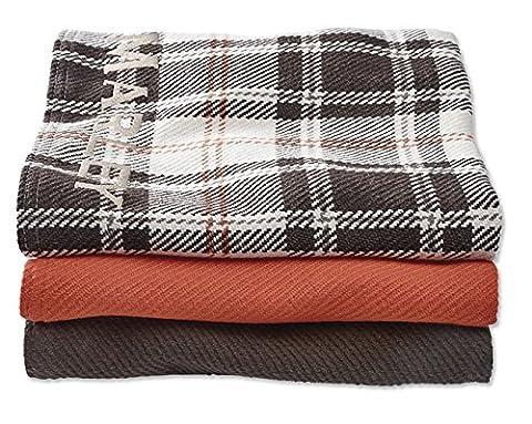 Orvis Personalised Pet Blanket, Bittersweet