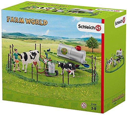 Schleich 41428 Bauernhof & Tiere