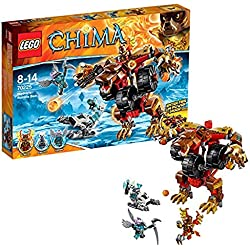 LEGO Legends of Chima - Juguete El oso demoledor de Bladvic (70225)