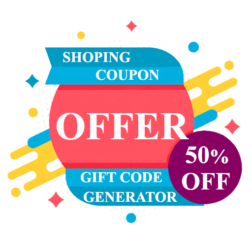 Gift | Coupon | Shopping Code Generator 2019 Promo-online-mobile