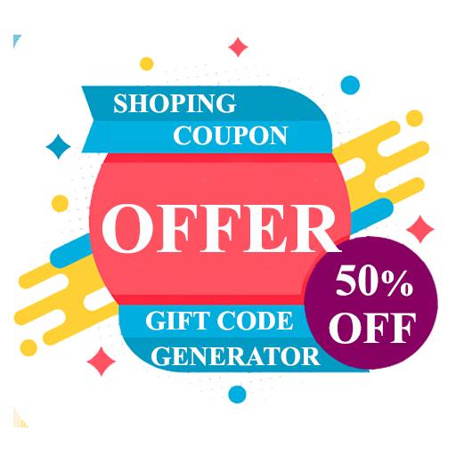 Gift | Coupon | Shopping Code Generator 2019 - Promo-online-mobile