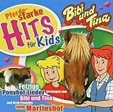 Bibi und Tina Pferdestarke Hits für Kids CD Fetzige Ponyhof - Lieder
