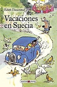 Vacaciones en Suecia par Edith Unnerstad