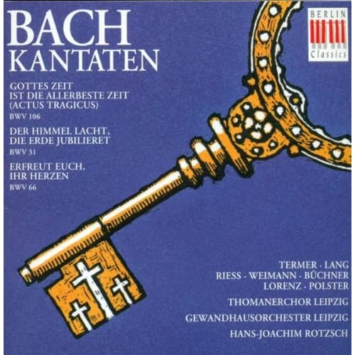 "Der Himmel lacht, die Erde jubilieret, BWV 31: No. 2, ""Der Himmel lacht, die Erde jubilieret"""