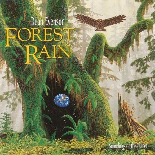 Forest Rain by Evenson, Dean (1993) Audio CD