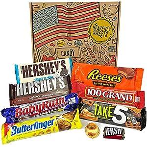 Mini Cesta Chocolate Americano| Surtido
