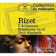 Bizet : L'Arlésienne (Suites 1 et 2) - Symphonie en Ut - Jeux d'enfants