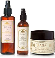 Kama Ayurveda Daily Night Care Regime for Women, 350g