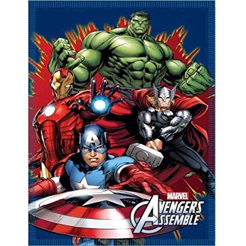 Avengers Couverture plaid polaire Garçon