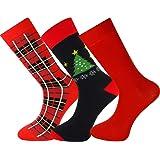 Mysocks Calcetines de Navidad Unisex