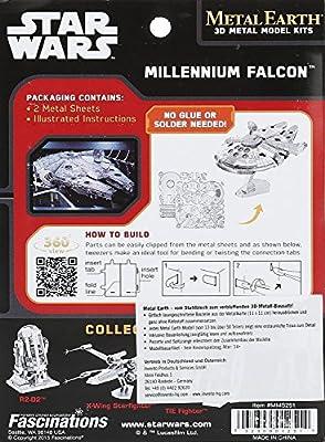 Star Wars Millenium Falke Puzzle von Invento Products & Services GmbH