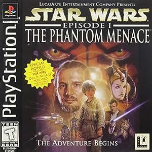 Star Wars Episode I: The Phantom Menace (PS)