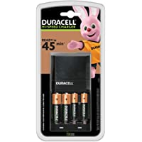 Duracell 45 Minutes Battery Charger, 1 Count