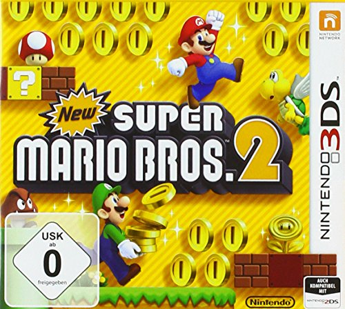 New Super Mario Bros. 2 - Tag Mario Super