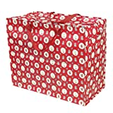 Dotcomgiftshop Riesentasche Red Doily
