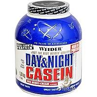 Weider Day & Night Casein Protein, Rote Früchte-Sahne, 1er Pack (1x 1,8 kg)