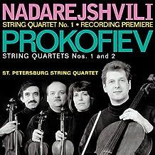 Prokofiev Streichquartett 1 und 2