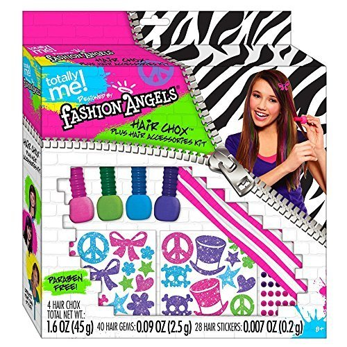Totally Me Fashion Angels Hair Chox Plus Accessories Kit by Totally Me!