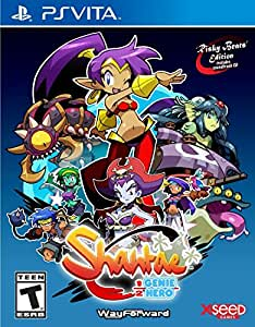 Shantae 1/2 Genie Hero