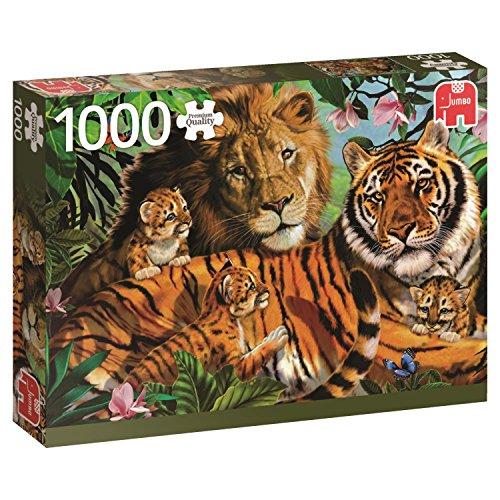 Jumbo 18338 - Wildcats - Nuove - 1000 pezzi