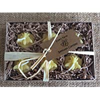 Pure Beeswax Candles - Beeswax Tealight Gift Set