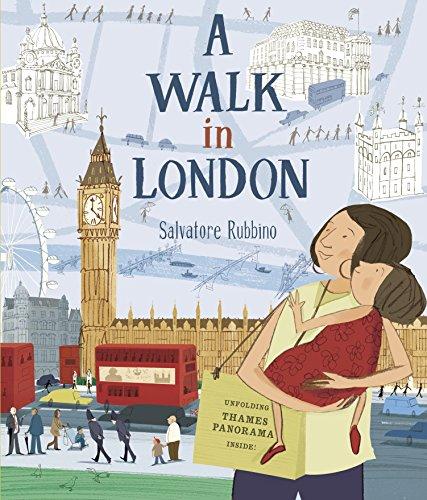 A Walk in London [Idioma Inglés]