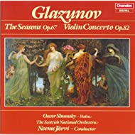 Glazunov: Seasons (The) / Violin Concerto
