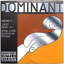Dominant Strings 130S - Cuerda para violín de aluminio en Mi, 4/4