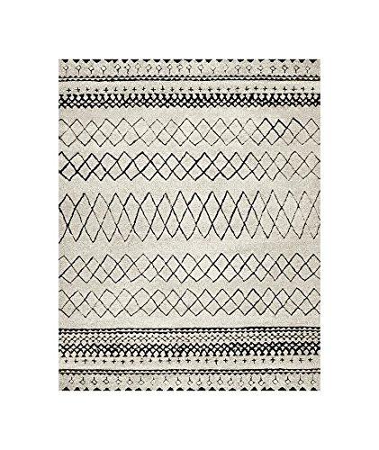 Merinos - 835 61 - Tapis Marroko Crème - 80x150 cm