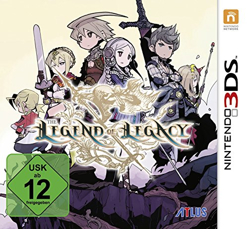 The Legend of Legacy - Avalon Kunst