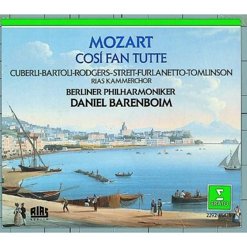 """Mozart : Cosi fan tutte : Act 1 """"Scioccherie di poeti!"""" [Ferrando, Don Alfonso, Guglielmo]"""