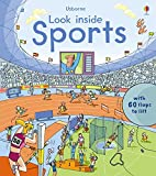 Look Inside Sports (Look Inside Board Books)