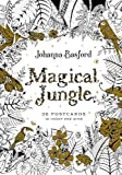 #9: Magical Jungle: 36 Postcards to Colour and Send (Colouring)