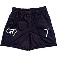 CR7 MUSEU Pantaloncini Cristiano Ronaldo Ufficiali 7 Pantaloncino Ufficiale Adulto Uomo Bambino PANTCR7