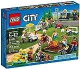 LEGO - 60134 - City - Jeu de construction  - Le Parc de Loisirs...