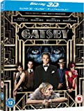 The Great Gatsby [Blu-ray 3D + Blu-ray] [2013] [Region Free]