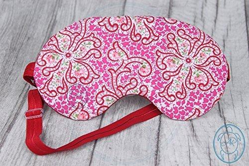 Schlafbrille//Schlafmaske//Geschenk für sie//Geschenkidee//Produkt der Provence