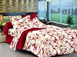 Cenizas 100% Cotton Double Bedsheet Set ...