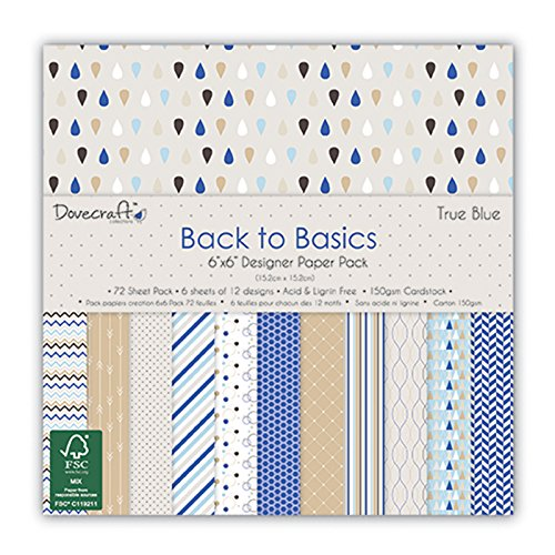 dovecraft-6-x-6-zoll-design-back-to-basics-true-blue-fsc-papier