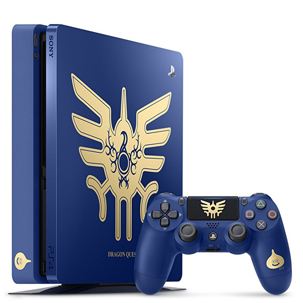 PlayStation 4 (CUHJ-10015) - Dragon Quest Loto / Roto Limited Edition [PS4 - brand new](Import Giapp