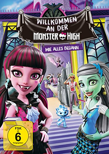 Monster High - Willkommen an der Monster High (Monster Werwolf High)