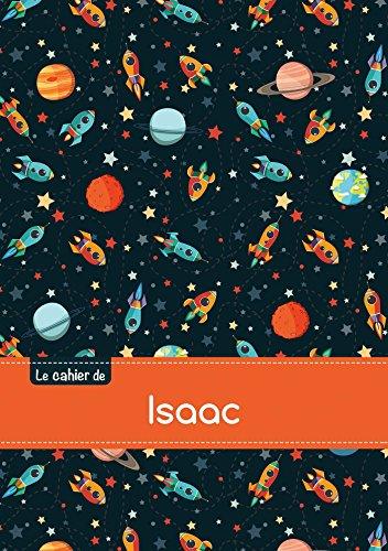 Le cahier d'Isaac - Blanc, 96p, A5 - Espace