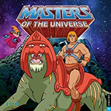 He-man and the Masters of the Universe 2018 Calendar