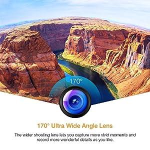 APEMAN-Action-Cam-4K-WiFi-Camera-16MP-Ultra-Full-HD-Unterwasser-Kamera-Helmkamera-Wasserdicht-mit-24G-Fernbedienung-2-verbesserten-Akkus-und-Montage-Zubehr-Kit