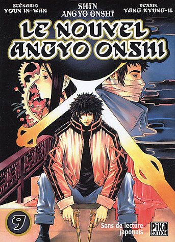 Le Nouvel Angyo Onshi, tome 9 par YOUN In-Wan
