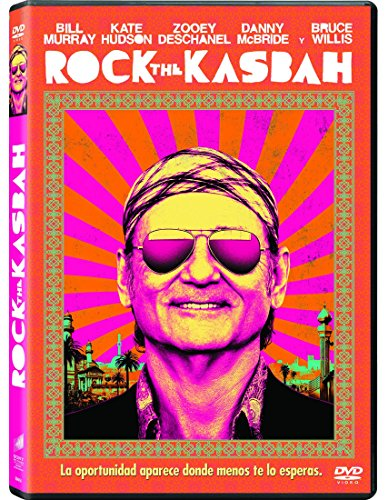 Rock the Kasbah (ROCK THE KASBAH, Spanien Import, siehe Details für Sprachen)