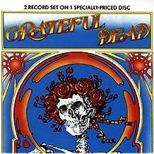 Grateful Dead(Skull & Roses)